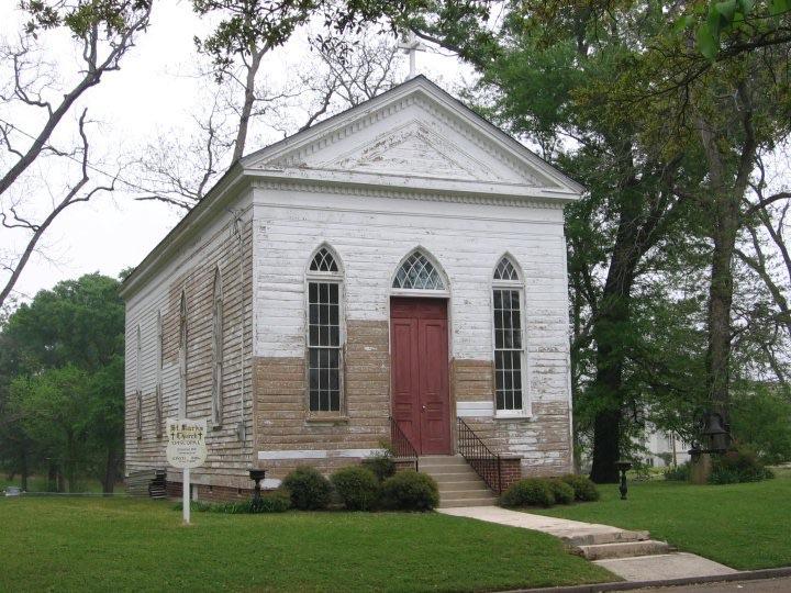 St. Mark's Episcopal Church - Raymond, Mississippi